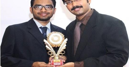 Dr. Prakash George & Dr. Krishna Prasad G